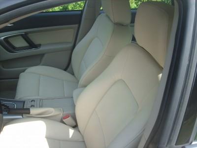 Subaru Forester priekinės sėdynės